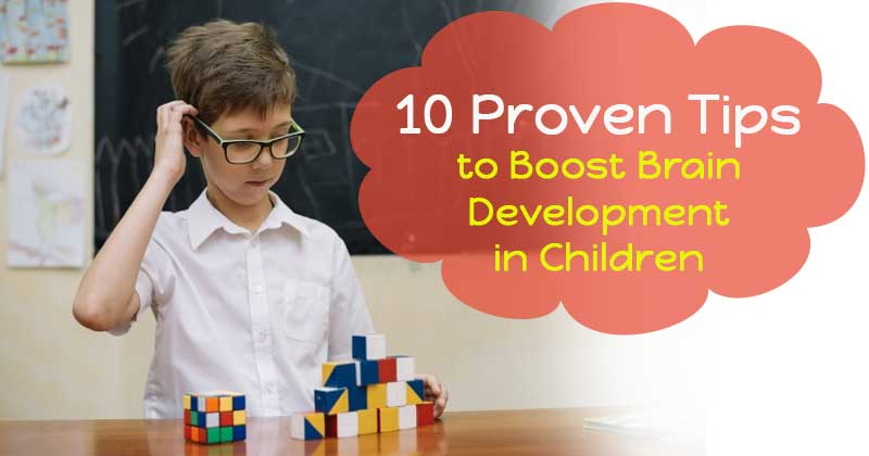 10 ways to boost brain development cover
