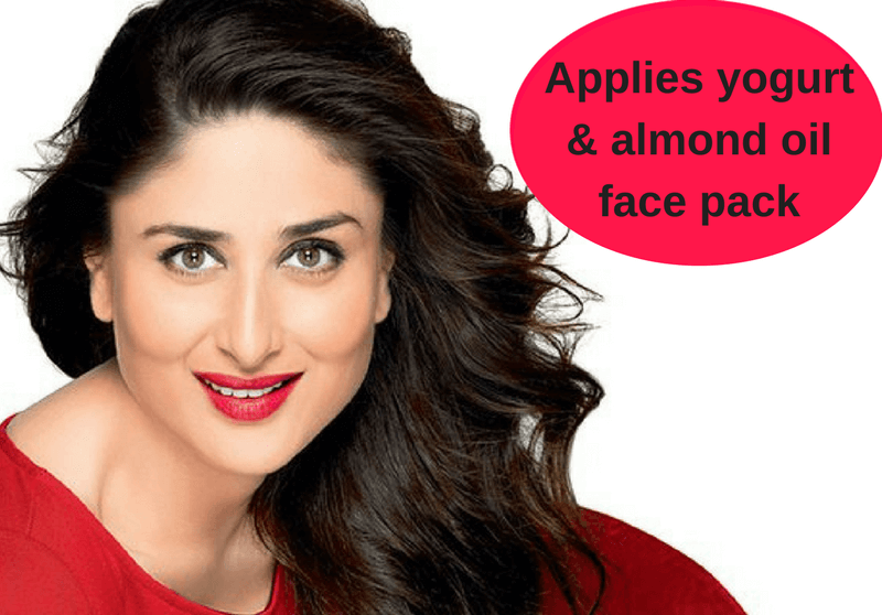 kareena beauty hacks english