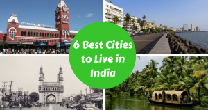 6 Best Cities to Live in India