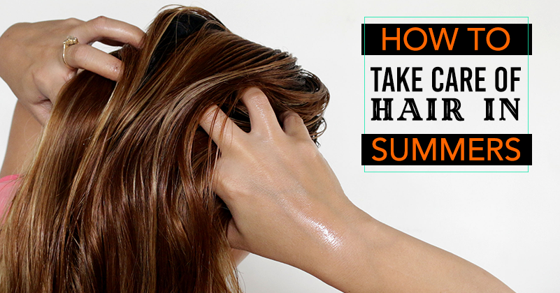 Hair Care Tips For The Summer Season Lifestyle