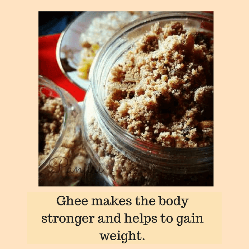 panjeeri weight gain english