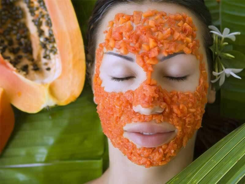 papaya scars hindi