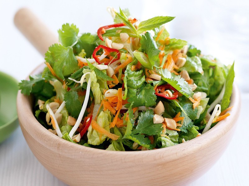 salad - Food to beat the heat