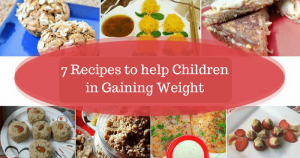 weight gain recipes english cover