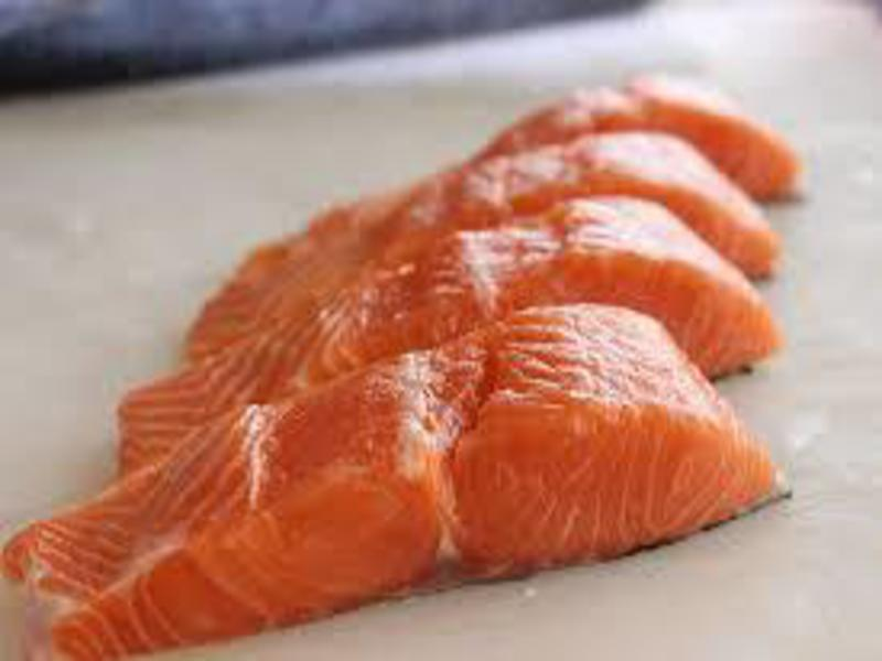 salmon- food to have during periods