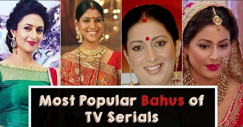 The most Loved 'Bahus' of Indian Television! | BetterButter Blog
